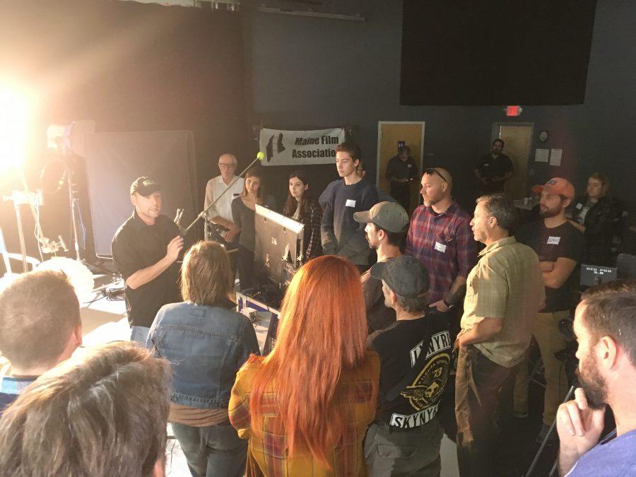 2017 MFA Lighting Workshop